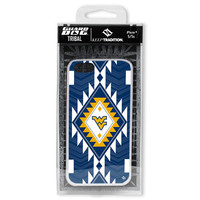 West Virginia Mountaineers Paulson Designs Tribal Case for iPhone® 5/5s