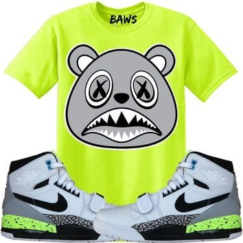 SHADOW BAWS Sneaker Tees Shirt - Jordan Don C 312 Command Force Volt