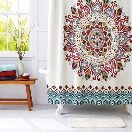 Better Homes And Gardens Medallion Fabric From Walmart