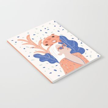 Thinkin About Kissin You Notebook by chotnelle