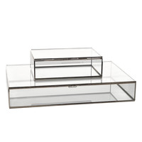 Glass Display/Jewellery Box