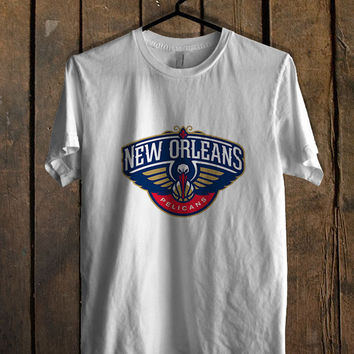 New Orleans Pelicans T Shirt Mens T Shirt and Womens T Shirt **