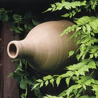 More Birdhouses & Feeders - WREN NESTING POT