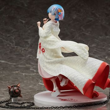 Rem - Oni Yome Version - 1/7th Scale Figure - Re:Zero Starting Life in Another World (Pre-order)