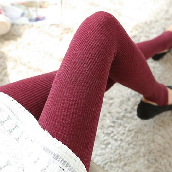 HOT new arrival vertical stripes tights stockings sexy lace pantyhose sweet women girls tights free shipping