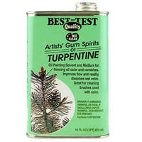 Best Klean Turpentine 16 Oz *Orm18