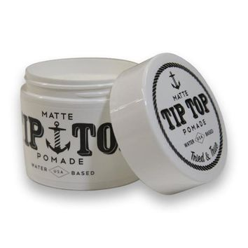 Tip Top Matte Hair Pomade
