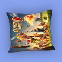 clash of clans game cover for Pillow Case, Pillow Cover, Custom Pillow Case **