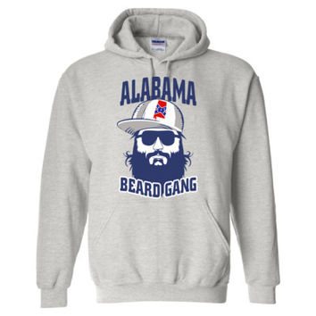 Alabama Beard Gang - Heavy Blend™ Hooded Sweatshirt