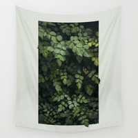 Growth Wall Tapestry by teapalm