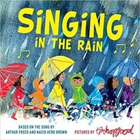 Singing in the Rain Hardcover – October 17, 2017