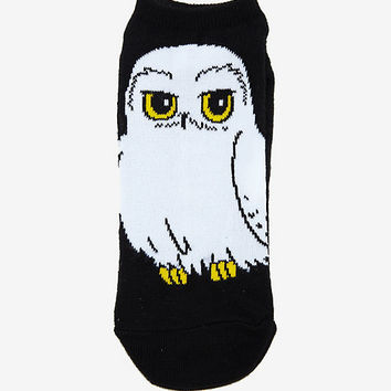 Harry Potter Hedwig No-Show Socks