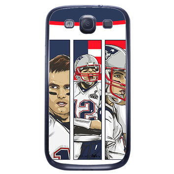 Tom Brady Samsung Galaxy S3 Case