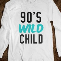 Wild Child  - Curly Hair Just Dont Care