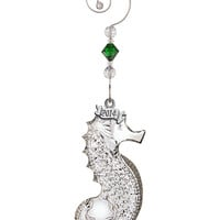 Waterford 2014 Annual Seahorse Ornament