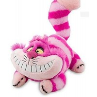 Disney store exclusive alice in wonderland cheshire cat 20 plush