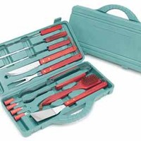 W3 MEMBER SPECIAL: KitchenWorthy 12 Piece BBQ Tool Kit