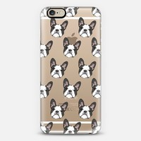 FRENCH BULLDOGS iPhone 6 case by Katie Reed | Casetify