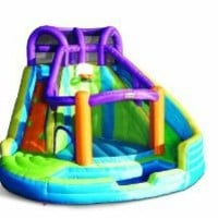 Little Tikes 2-In-1 Wet N Dry Bouncer