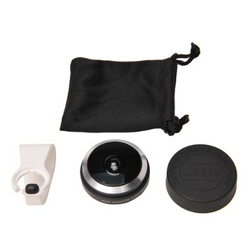 Fish Eye Clip On Lens for your Smartphone.