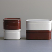 Hakusan Container - Large White