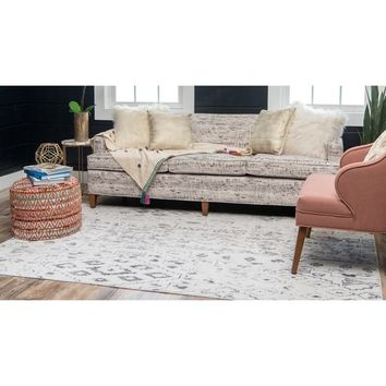 Unique Loom Malasana Madrid Area Rug - 8' x 10' | Overstock.com Shopping - The Best Deals on 7x9 - 10x14 Rugs