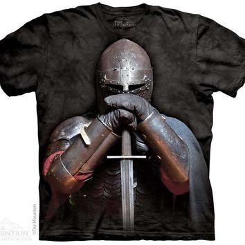 New KNIGHT IN ARMOR T SHIRT
