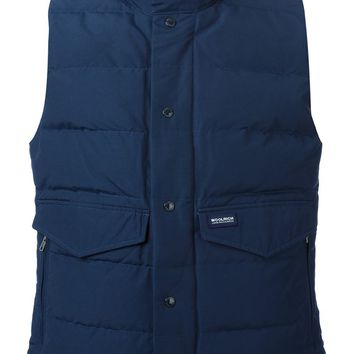 Woolrich padded vest