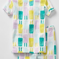 Ice pop short sleep set