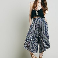 Free People Womens Crossed Paths Culottes