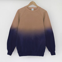 ANDCLOTHING — AND Saturn Dip Sweater