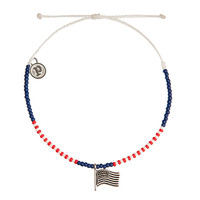 Limited Edition 4th of July Flag Charm