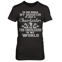 Cheerleader is My World