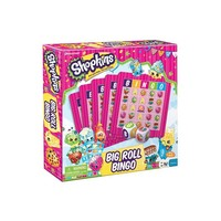 Shopkins Big Roll Bingo by Pressman