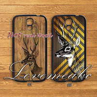 samsung galaxy S4 case,samsung Galaxy S3 case,deer,samsung galaxy note 3,samsung galaxy S4 mini case,S3 mini case,samsung galaxy s4 active