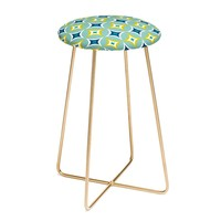 Heather Dutton Astral Slingshot Counter Stool