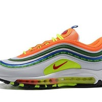 DCCK Nike Air MAX 97 The air cushion shoes
