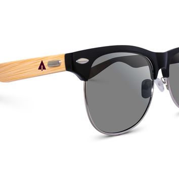 Wooden Sunglasses // Sailor 71