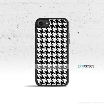 Houndstooth Pattern Phone Case Cover for Apple iPhone iPod Samsung Galaxy S & Note