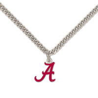 Alabama Crimson Tide - Logo Necklace
