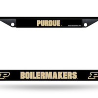 PURDUE BLACK CHROME FRAME