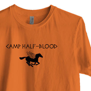 Camp Half Blood T-shirt, Percy, Jackson Halloween Costume, Halloween tshirt, Print Unisex, Camp Half Blood Tshirt
