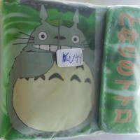 Brand New Japan Anime Totoro Green Wallet