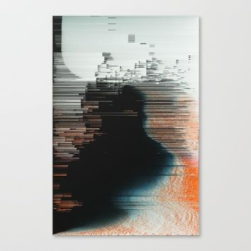 Disruptive Canvas Print by Ducky B