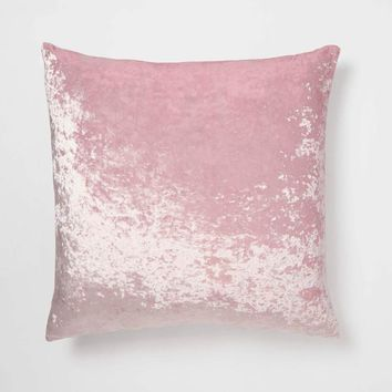 Crushed Velvet Pillow