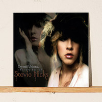 Stevie Nicks - Crystal Visions: The Very Best Of Stevie Nicks LP | Urban Outfitters