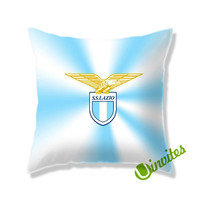 Ss Lazio Logo  Square Pillow Cover