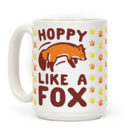 HOPPY LIKE A FOX