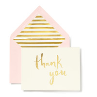 kate spade new york Thank You Cards