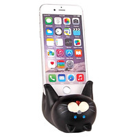 Adorable Animal Smartphone Stand (Passive / Cat)